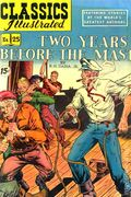 Classics Illustrated 025 Two Years Before the Mast 6