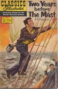 Classics Illustrated 025 Two Years Before the Mast 9