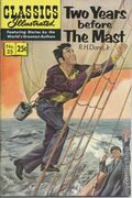 Classics Illustrated 025 Two Years Before the Mast 12