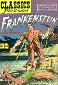 Classics Illustrated 026 Frankenstein 3