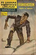 Classics Illustrated 026 Frankenstein 9