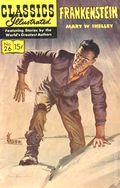 Classics Illustrated 026 Frankenstein 13