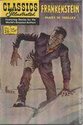 Classics Illustrated 026 Frankenstein 17