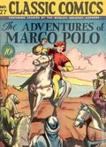 Classics Illustrated 027 Marco Polo (1946) 1