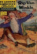 Classics Illustrated 012 Rip Van Winkle 12