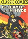 Classics Illustrated 013 Dr. Jekyll and Mr. Hyde (1943) 1