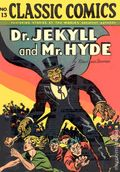 Classics Illustrated 013 Dr. Jekyll and Mr. Hyde (1943) 4