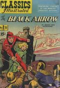 Classics Illustrated 031 The Black Arrow (1946) 5
