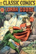 Classics Illustrated 032 Lorna Doone (1946) 1