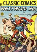 Classics Illustrated 014 Westward Ho! 1