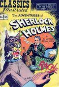 Classics Illustrated 033 Adventures of Sherlock Holmes (1947) 3