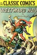 Classics Illustrated 014 Westward Ho! 4
