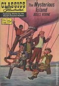 Classics Illustrated 034 Mysterious Island (1947) 8
