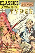 Classics Illustrated 036 Typee (1947) 1