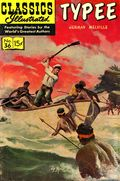 Classics Illustrated 036 Typee (1947) 5
