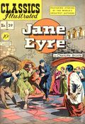 Classics Illustrated 039 Jane Eyre 1