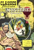 Classics Illustrated 040 Mysteries (1947) 2