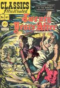 Classics Illustrated 041 Twenty Years After (1947) 1