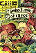 Classics Illustrated 042 Swiss Family Robinson 4