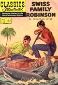 Classics Illustrated 042 Swiss Family Robinson 6
