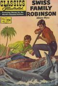 Classics Illustrated 042 Swiss Family Robinson 16