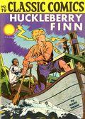 Classics Illustrated 019 Huckleberry Finn (1944) 3
