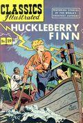 Classics Illustrated 019 Huckleberry Finn (1944) 5
