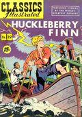 Classics Illustrated 019 Huckleberry Finn (1944) 9