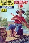 Classics Illustrated 019 Huckleberry Finn (1944) 20