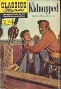 Classics Illustrated 046 Kidnapped 11