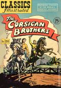 Classics Illustrated 020 The Corsican Brothers (1944) 6