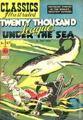 Classics Illustrated 047 20,000 Leagues Under the Sea (1948) 1