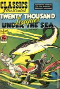 Classics Illustrated 047 20,000 Leagues Under the Sea (1948) 3