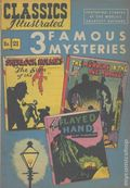 Classics Illustrated 021 3 Famous Mysteries (1944) 4
