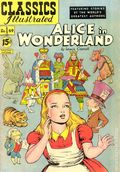 Classics Illustrated 049 Alice in Wonderland (1948) 3A