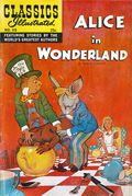 Classics Illustrated 049 Alice in Wonderland (1948) 8A