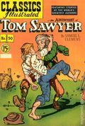 Classics Illustrated 050 Adventures of Tom Sawyer 3