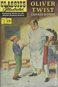 Classics Illustrated 023 Oliver Twist 17