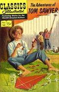 Classics Illustrated 050 Adventures of Tom Sawyer 10