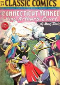 Classics Illustrated 024 A Yankee in King Arthur's Court 1