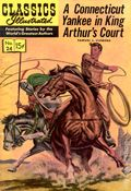 Classics Illustrated 024 A Yankee in King Arthur's Court 8