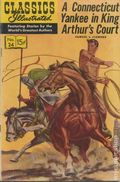 Classics Illustrated 024 A Yankee in King Arthur's Court 11