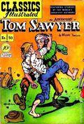Classics Illustrated 050 Adventures of Tom Sawyer 1C