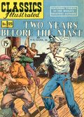 Classics Illustrated 025 Two Years Before the Mast 4