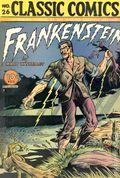 Classics Illustrated 026 Frankenstein 1