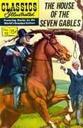 Classics Illustrated 052 The House of Seven Gables (1948) 7