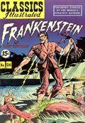 Classics Illustrated 026 Frankenstein 7