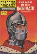 Classics Illustrated 054 Man in the Iron Mask (1948) 4
