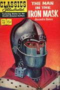 Classics Illustrated 054 Man in the Iron Mask (1948) 8
