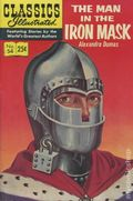 Classics Illustrated 054 Man in the Iron Mask (1948) 9B